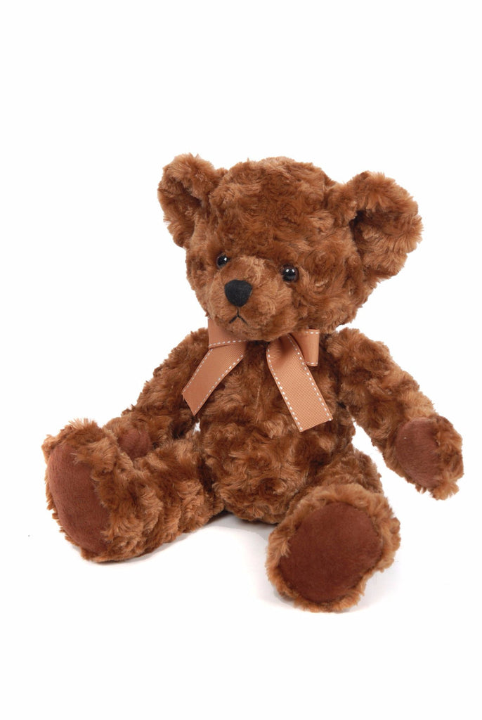 James Dark Brown Large Bear Collectible Teddy from Suki