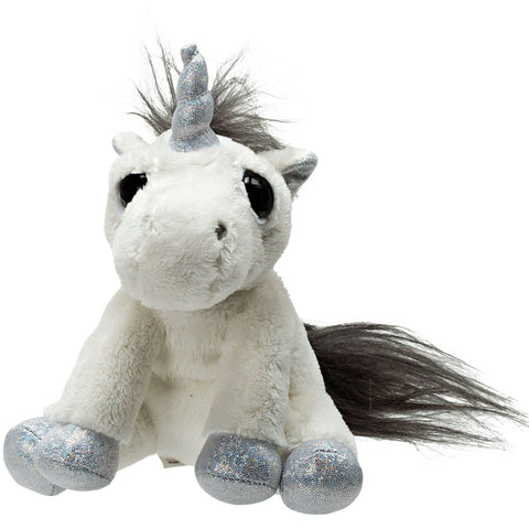 Li'l Peepers Small Snowflake Unicorn 16cm From Suki