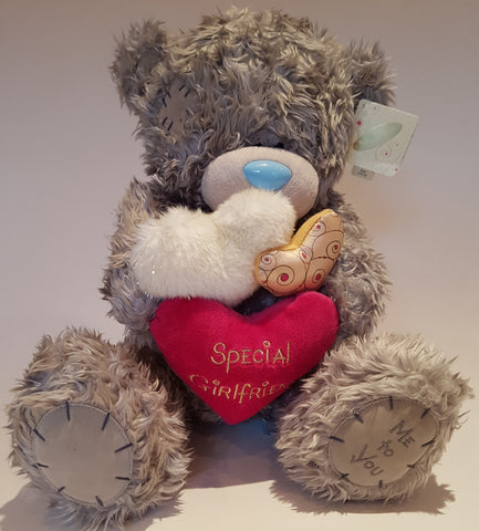 Me To You Tatty Teddy 18inch Special Girlfriend Bear