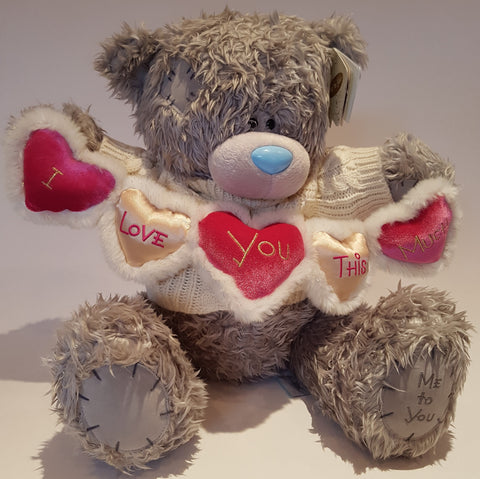 Me To You Tatty Teddy 18inch I Love You This Much Bear