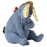 Classic Pooh Knitted Eeyore Money Bank