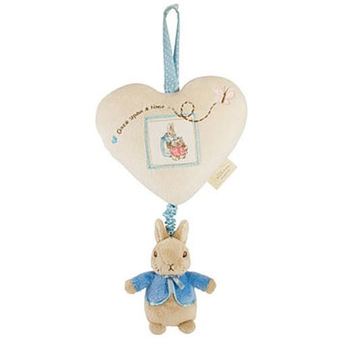 Beatrix Potter Peter Rabbit Pull Down Musical Toy