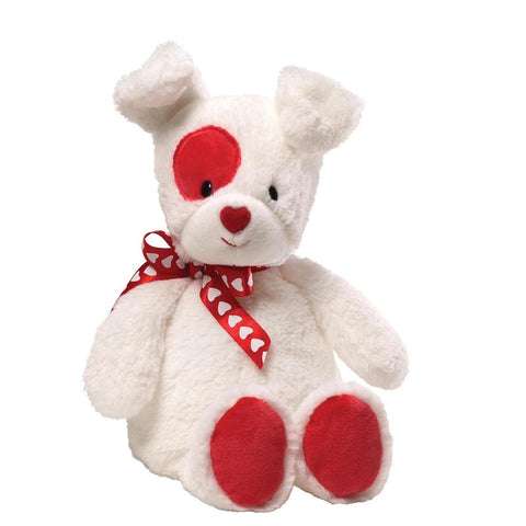 Gund Love Patch Puppy Plush