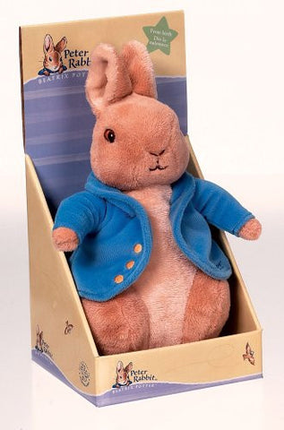 Beatrix Potter Plush Peter Rabbit