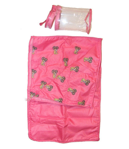 "Teddy Mountain - Accessory - Pink Sleeping Bag (16"")"