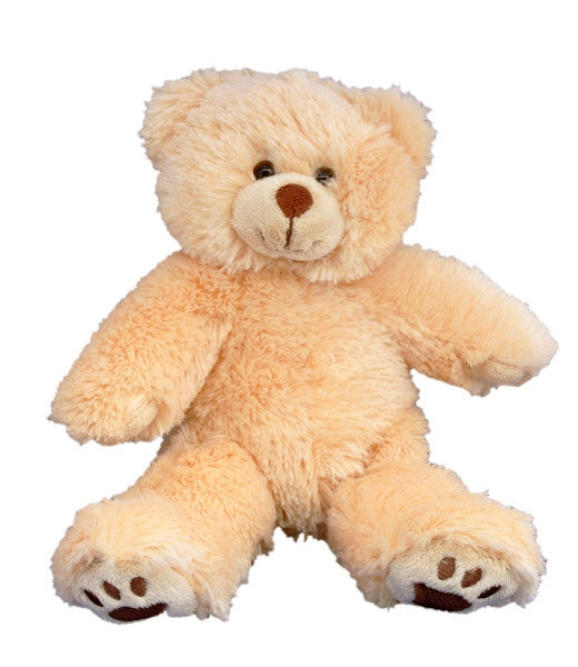"Teddy Mountain - Bear - Furry Brown Bear (8"")"