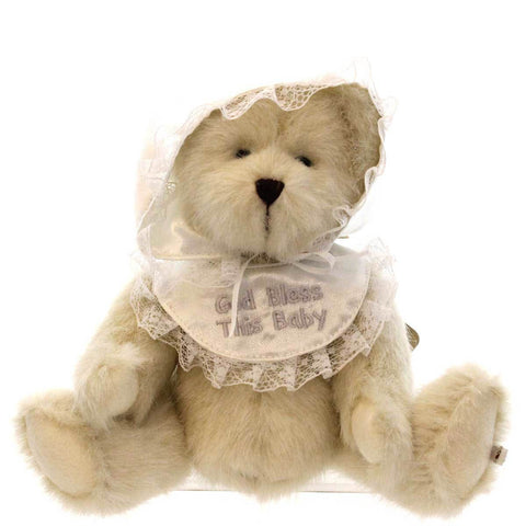 Chrissy - Genuine Boyds Bear Collectible Teddy