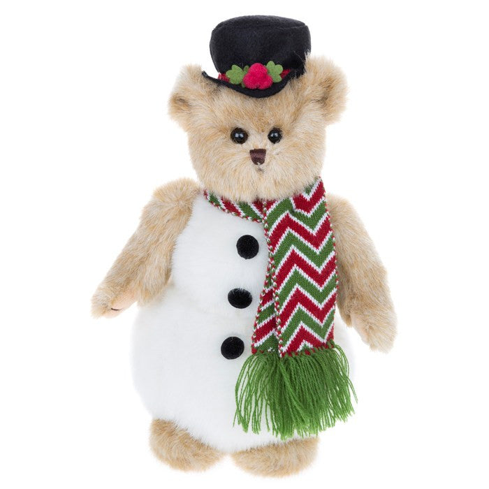 Bearington Xmas Teddy Snowden