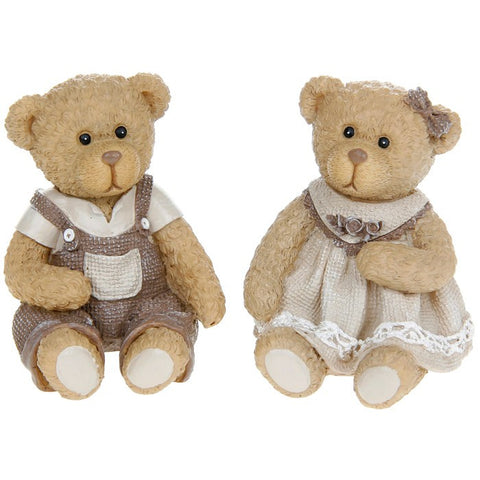 Old Nursery Bears Small