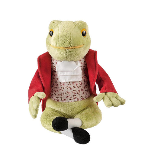 Beatrix Potter Plush Mr. Jeremy Fisher Large