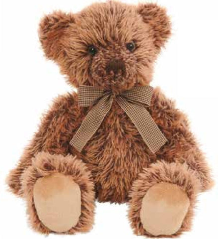 "14"" Roscoe Bear Collectible Teddy from Suki"