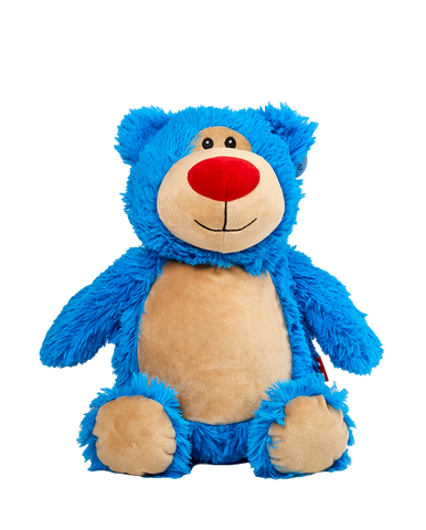 """Cubbyford"" Turquoise Bear"