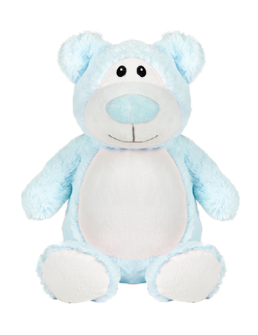 """Cubbyford"" Blue Bear"