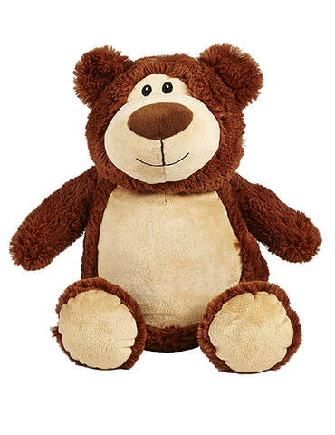 """Cubbyford"" Brown Bear"