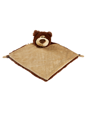 Brown Bear Snuggle Buddy