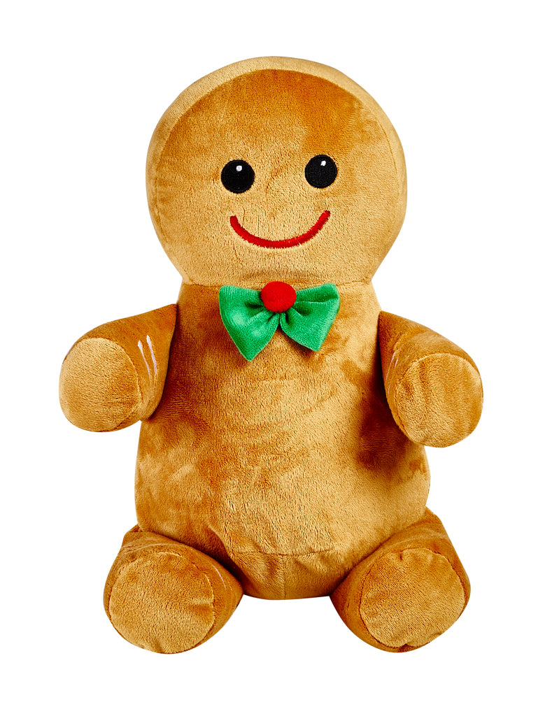 Gingerbread Man Personalised Christmas Cubby