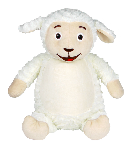 """Loverby"" Fluffy Lamb"