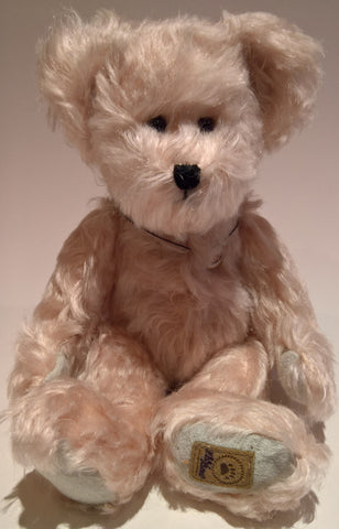 Dahlia - Mohair  - Genuine Boyds Bear Collectible Teddy