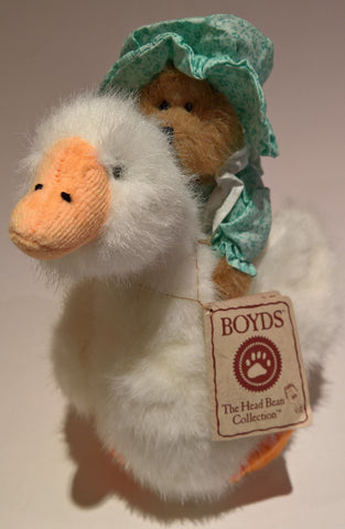 Mother Goosebeary  - Genuine Boyds Bear Collectible Teddy