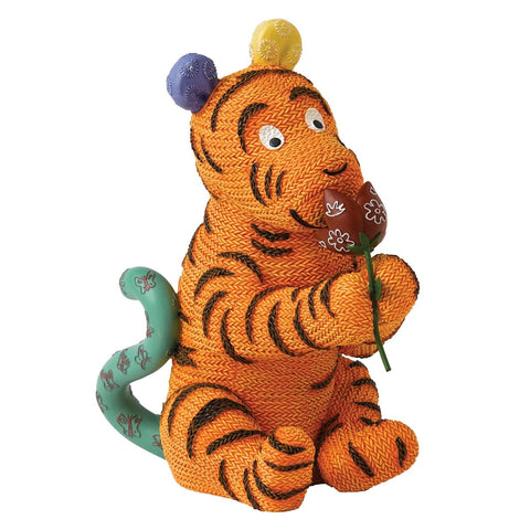 Classic Pooh Knitted Tigger Money Bank