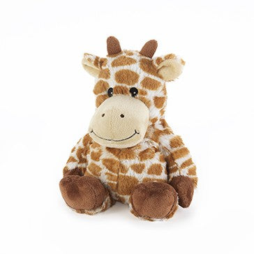 Warmies Plush Giraffe Microwavable