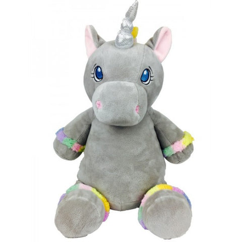 Starflower - Grey Unicorn Cubby