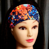 Fitness Headband - Tribal Print