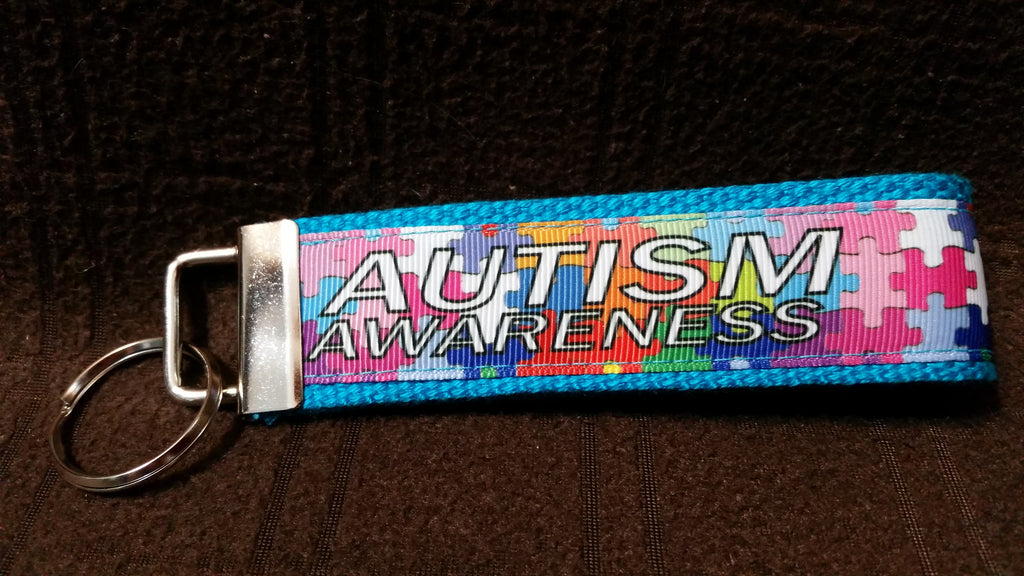 Key Chain - Specialty - Autism Awareness