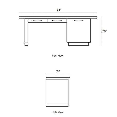 Chandler Desk