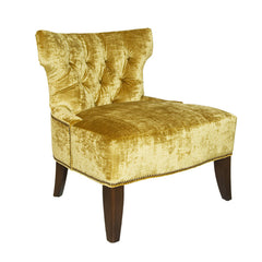 Empire Tufted Lounge Chair