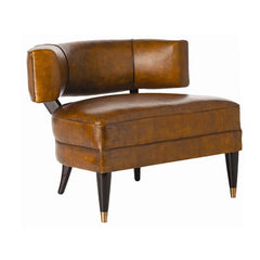 Roosevelt Leather Club Chair