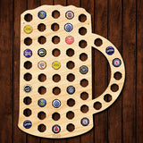 Beer Mug Beer Cap Map