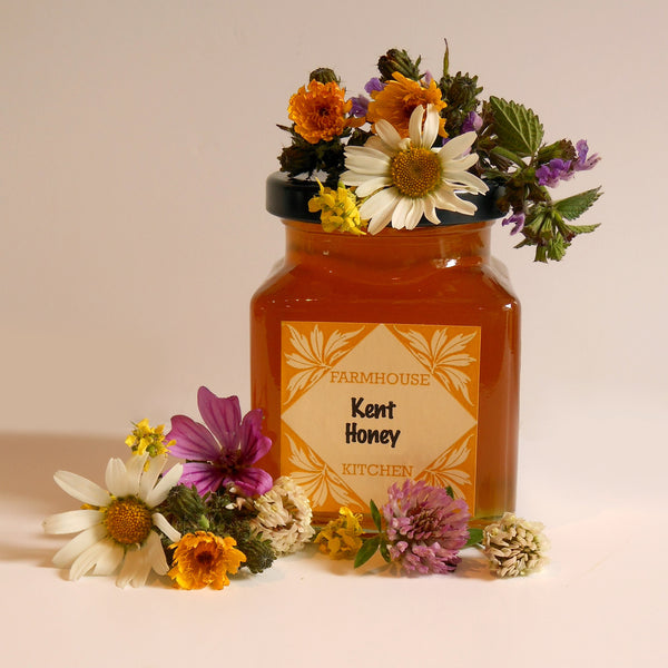 Pure Kent Honey - Farmhouse Kitchen