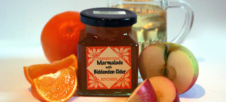 Marmalade with Biddenden Cider
