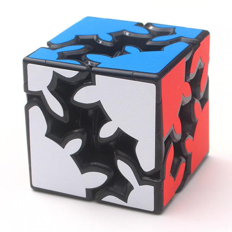 HelloCube MoHuan 2x2 Gear Shift (negro)
