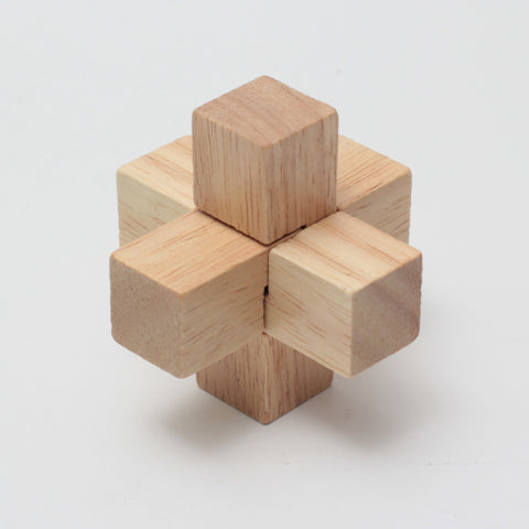 Hero Connection wooden puzzle