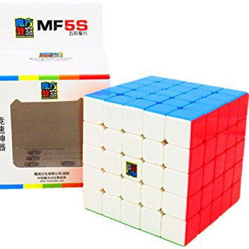 MoFangJiaoShi 5x5 MF5s (stickerless)