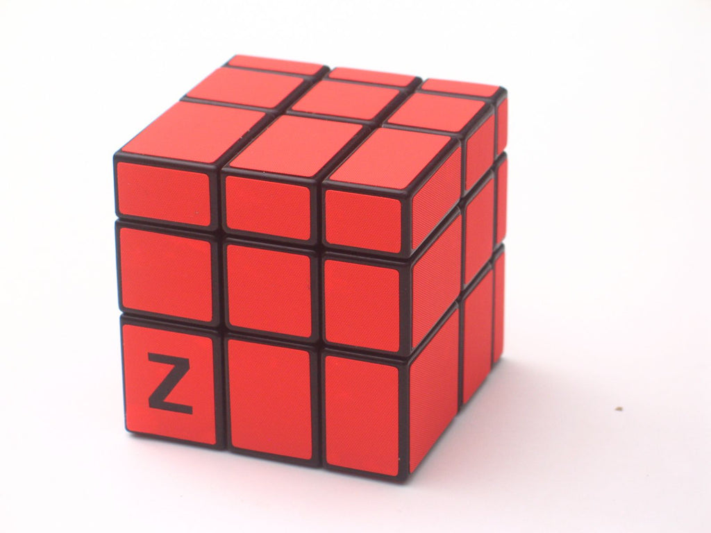 Z-cube Mirror (red)