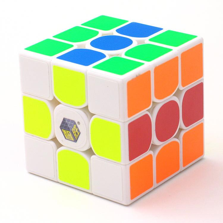 YuXin Little Magic 3x3x3 Cube (blanco)