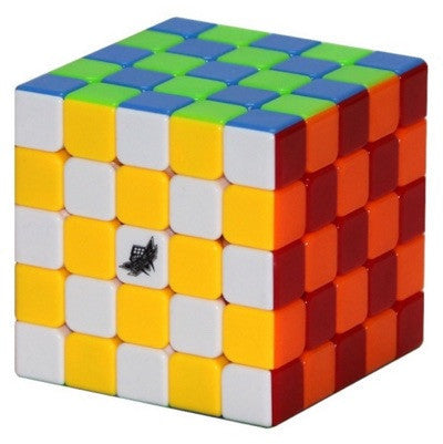 Cyclone-Boy Cube 5x5 (G5) Sin pegatinas/Stickerless