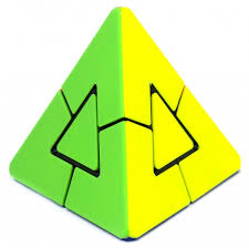 Lefun Pyraminx Duo (stickerless)