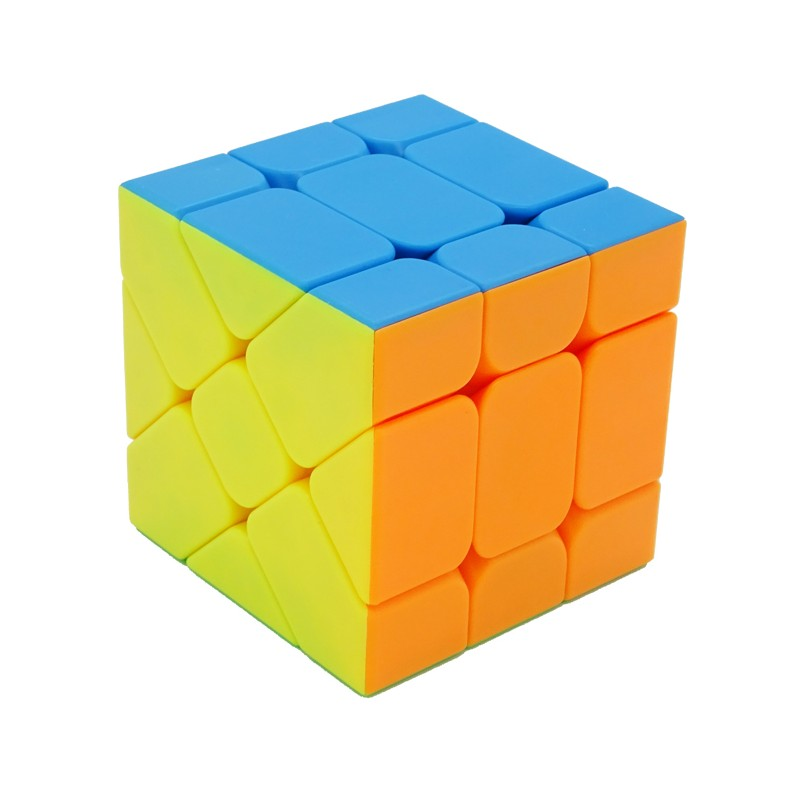 Qiyi fisher Cube (sitckerless)