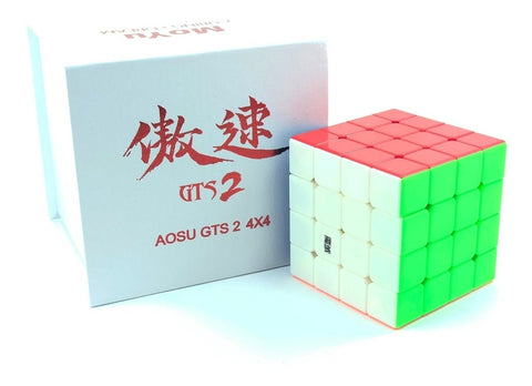 MoYu  Aosu GTS2 4x4 (Stickerless)