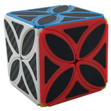 Clover cube (sl carbon stickers)