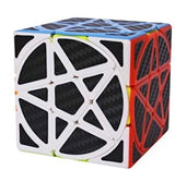 Pentacle cube (sl carbon stickers)