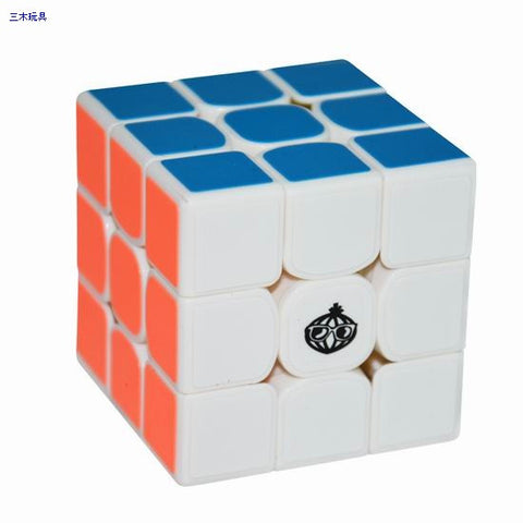 Onion Cubes Cons Design 3x3x3 Meiying (Blanco)