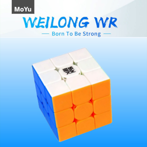 MoYu 3x3x3 Weilong WR Stickerless