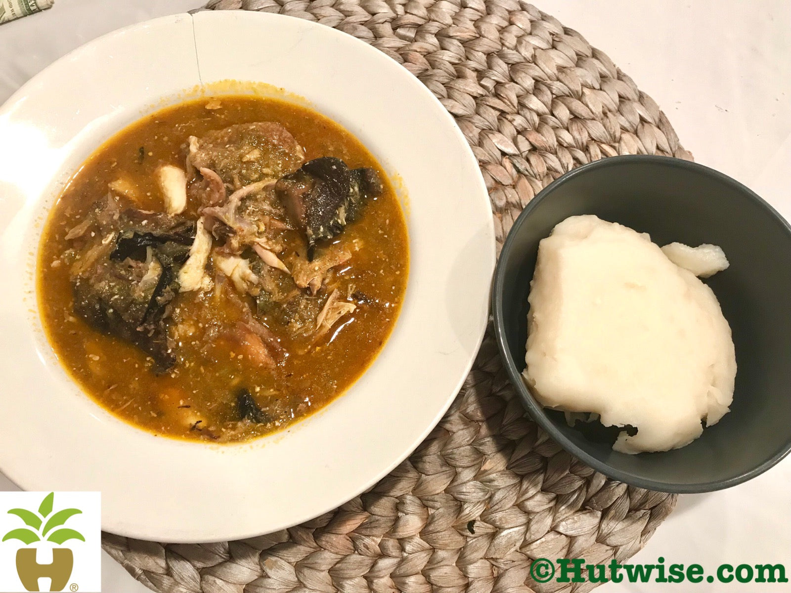 Fufu Recipe (the fast easy way)