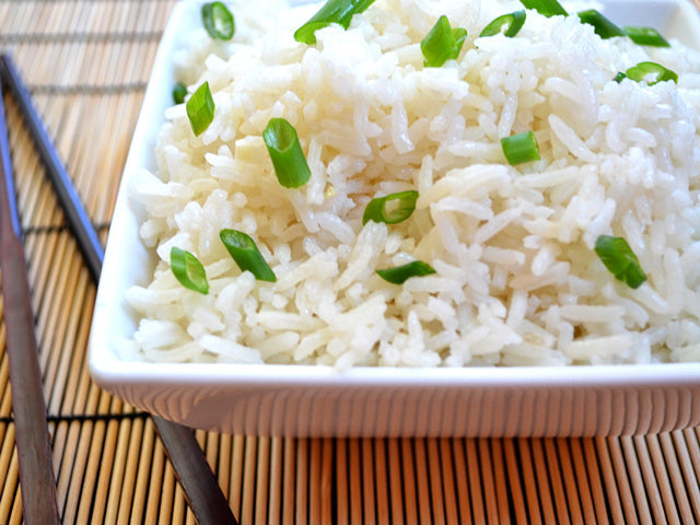 How to make the best coconut rice