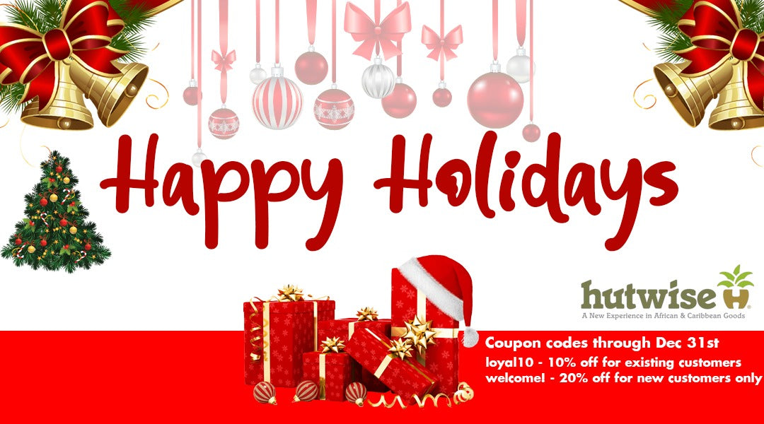 Hutwise rewards customers with the best African food discounts this Christmas